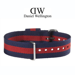 Daniel Wellington 18mm Classic Oxford NATO Watch Strap Steel Buckle