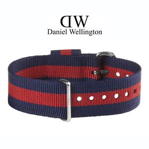Daniel Wellington 20mm Classic Oxford NATO Watch Strap Steel Buckle