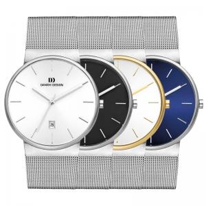 Danish Design Mesh Watch Strap IQ62Q971 IQ63Q971 IQ65Q971 IQ68Q971