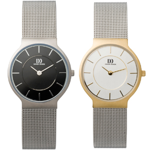 Danish Design Watch Band Mesh IV63Q732, IV65Q732