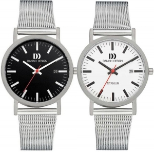 Danish Design Mesh Watch Strap IQ62Q199 IQ63Q199 - 18mm