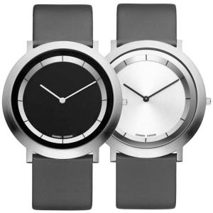 Danish Design Replacement Darkgray Watch Strap Type IV13Q988, IV16Q988