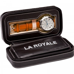 La Royale Viaggio Watch Travelpouch - 2 watches