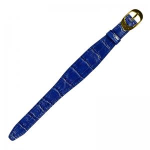 Locman Change Donna Leather Watch Strap Blue