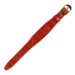 Locman Change Donna Leather Watch Strap Red