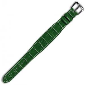 Locman Change Uomo Leather Watch Strap Green