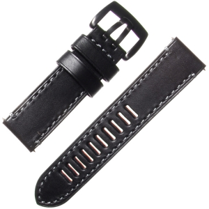 Luminox Field Automatic 1801.BO Watch Band Black Leather 23mm - FE.1800.20B