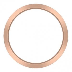 Marc Coblen / TW Steel Bezel 50mm Rose Golden Steel - MCB50R