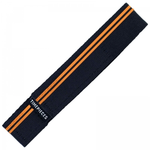 Rosendahl MUW Black Orange Velcro Strap for 43570 43571 43572