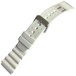 Citizen Promaster Watch Strap type No Decompression Limits White
