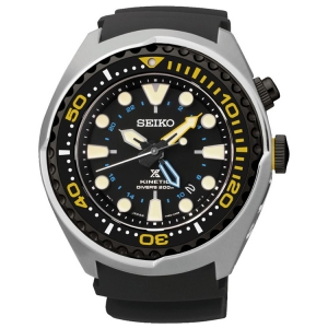 Seiko Prospex Watch Strap SUN021P1 Black Rubber