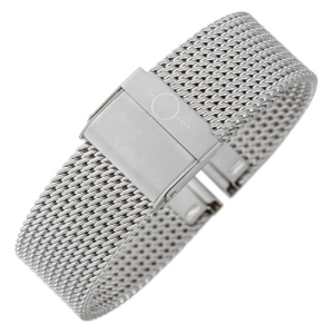bandOh Mesh Milanaise Watch Bracelet Fine Woven Steel