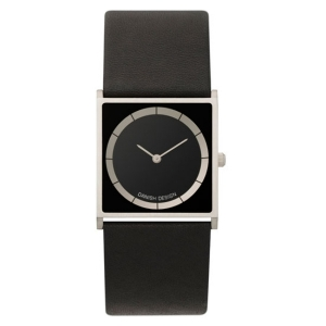 Watch Band Danish Design IV13Q826 - black leather