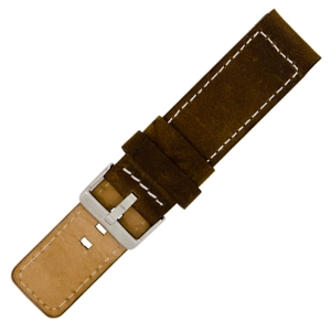 OOZOO Watch Band Brown Leather