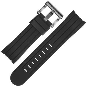 TW Steel Watch Band TW121, TW125, TW602, TW604, TW608 - Rubber 24mm