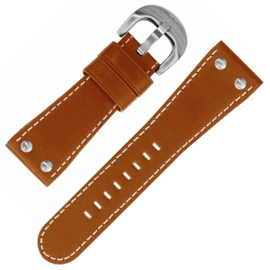 TW Steel Goliath Watch Strap TW18, TW20 - Brown 26mm