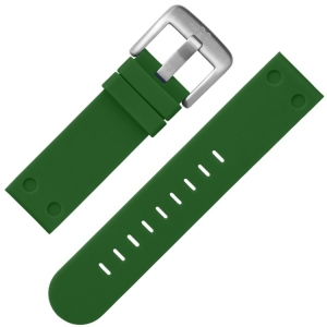 TW Steel Watch Band TW505 Green Rubber 22mm