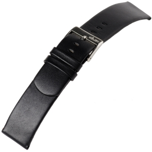 a.b.art Watch Strap series D/DL/ES Black 21 and 30 mm