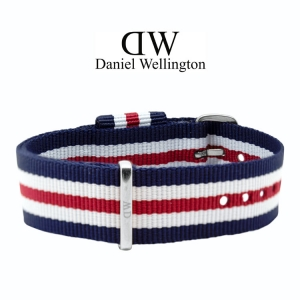 Daniel Wellington 18mm Classic Canterbury NATO Watch Strap Steel Buckle