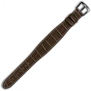 Locman Change Uomo Leather Watch Strap Brown