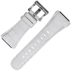 TW Steel Watch Strap CE4015 White 30mm