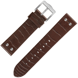 TW Steel Slim Line Watch Band Brown TW1310 - 22mm