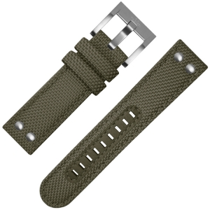 TW Steel Watch Strap VS22, VS24 Green 24mm