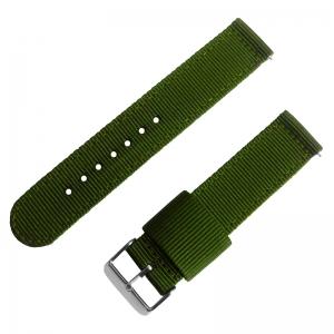 Army Green Two Piece RAF NATO Nylon Strap
