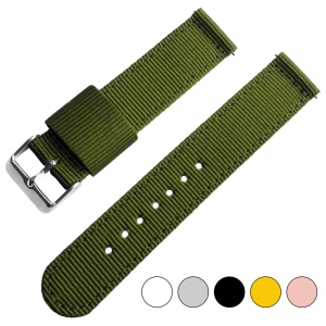 Army Green Two Piece RAF NATO Nylon Strap