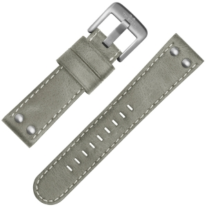 TW Steel Watch Strap Grey 22mm