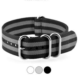James Bond ZULU Extreme Premium Nylon Strap