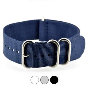 Navy Blue ZULU Extreme Premium Nylon Strap