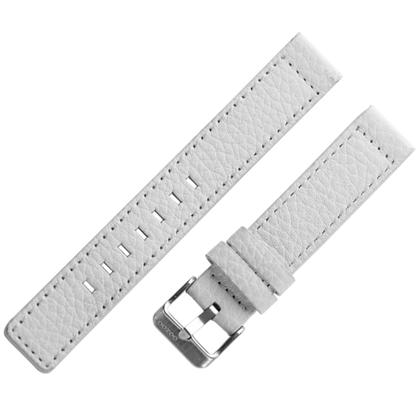 OOZOO Watch Band White Leather