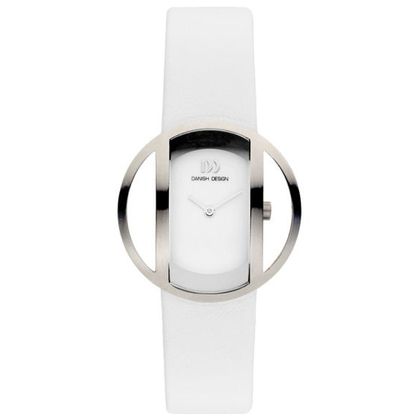 Danish Design Watch Band White IV12Q933
