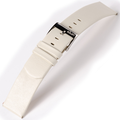 a.b.art Watch Strap series D/DL/ES Ecru 21 and 30 mm