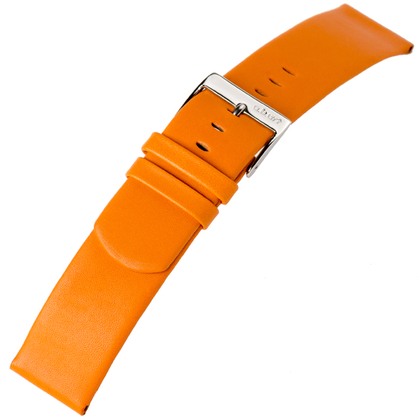 a.b.art Watch Strap series D/DL/ES Orange 21 mm