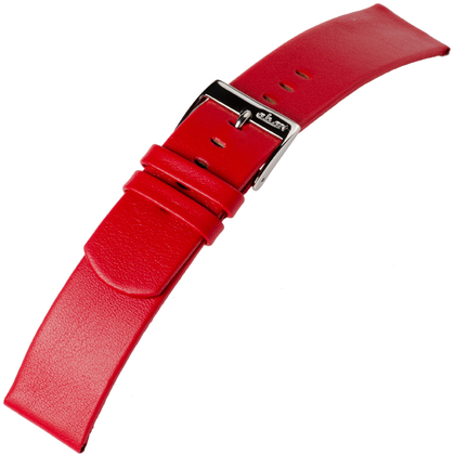 a.b.art Watch Strap series D/DL/ES Red 21 and 30 mm