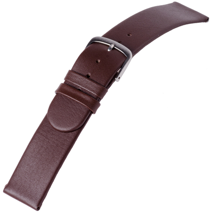 a.b.art Watch Strap series K/KL/KLD Cognac Brown 18 and 20 mm