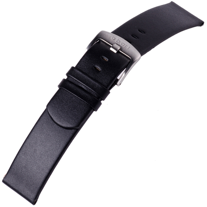 a.b.art Watch Strap series O/OC/OA/W Black 21 mm