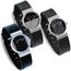 Jacob Jensen Watch Band 722, 740, 742, 743 rubber 17mm