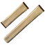 Hirsch Watch Strap for Breitling Folding Clasp Navigator Shark Skin Brown 20-18 / 22-18