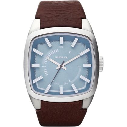 Diesel DZ1527 Watch Strap Brown Leather