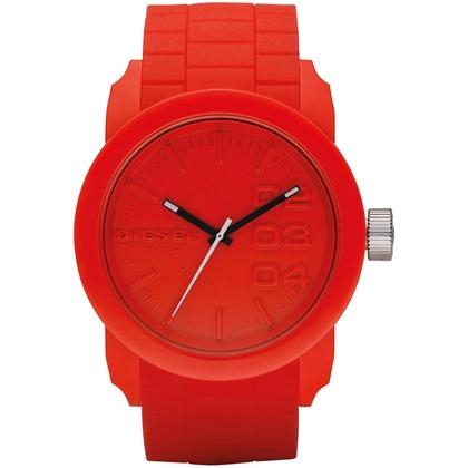 Diesel DZ1440 Watch Strap Red Rubber
