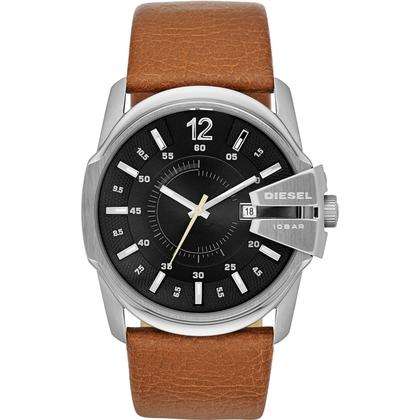 Diesel DZ1617 Watch Strap Brown Leather