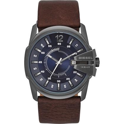 Diesel DZ1618 Watch Strap Brown Leather