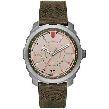Diesel DZ1735 Watch Strap Brown Leather