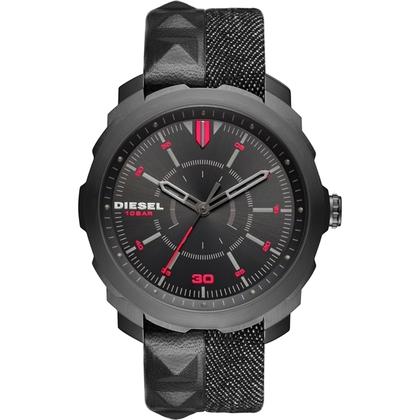 Diesel DZ1785 Watch Strap Black Denim