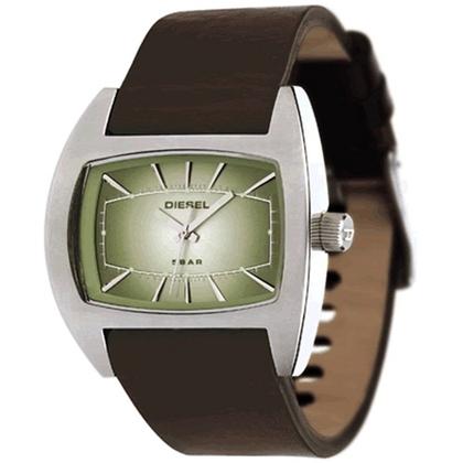 Diesel DZ2064 Watch Strap Brown Leather