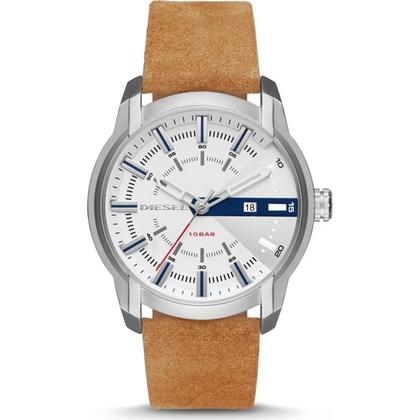 Diesel DZ1783 Watch Strap Brown Leather