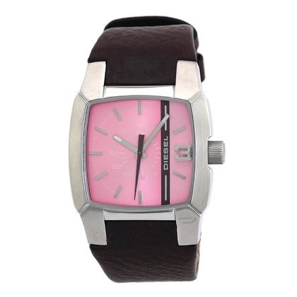 Diesel DZ5100 Watch Strap Brown Leather